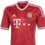 adidas FC Bayern München Trikot Home 2013/2014 für 16,94€ (statt 30€)