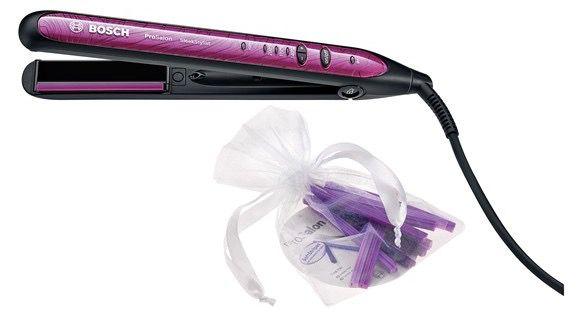 Bosch PHS9460 Haarglätter ProSalon SleekStylist für 14,99€