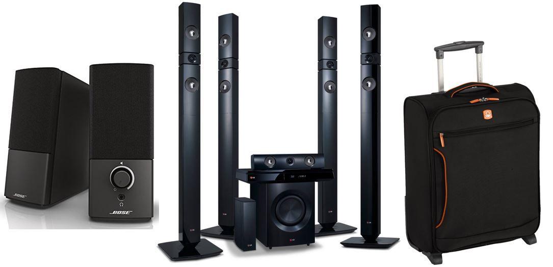 Bose Companion Bose Companion 2 Serie III Multimedia Speaker System für 74€   bei den 51 Amazon Blitzangeboten ab 18Uhr
