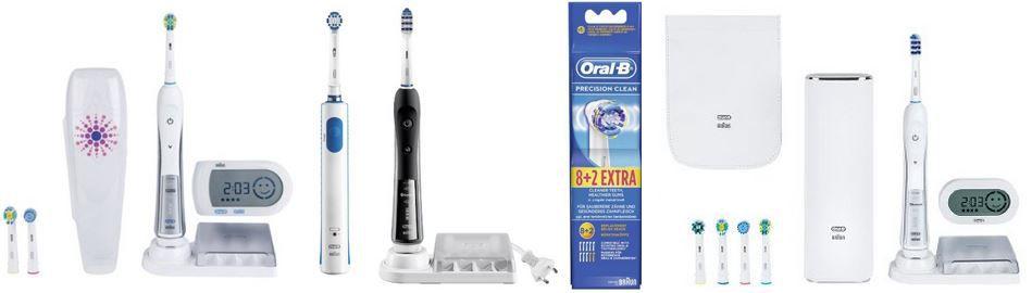 Braun Oral B Triumph 5000 statt 98€ für nur 79,90€ heute bei der Oral B 20% Rabatt Aktion