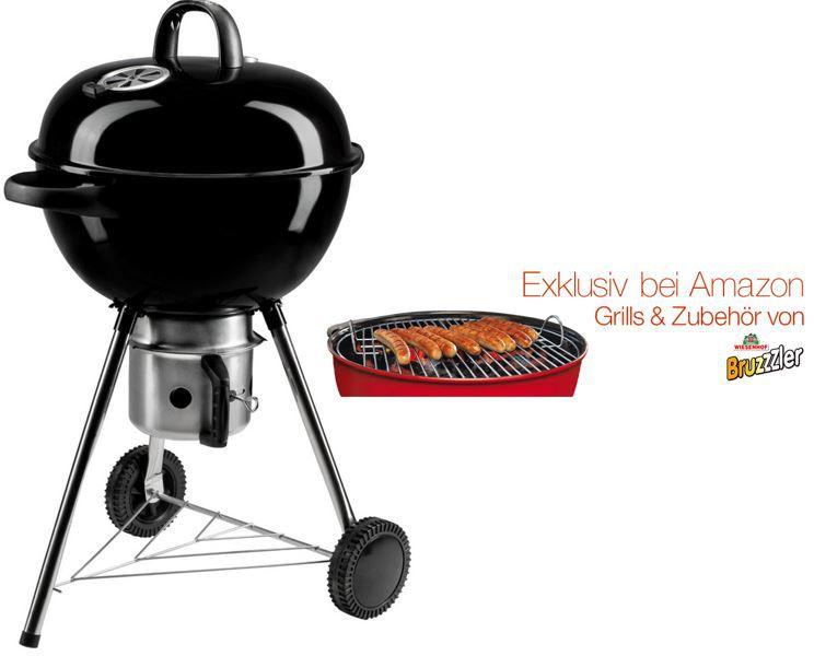 Bruzzler Grills und Zubehör günstig in der Amazon Promo   Update!