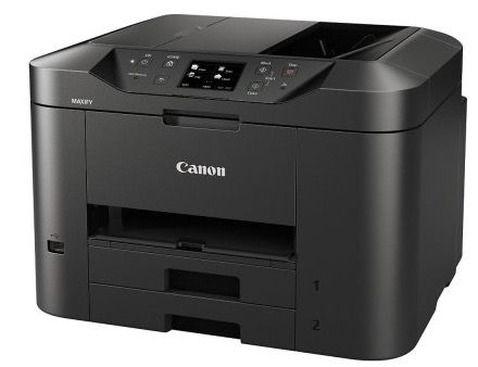 Canon Maxify MB2350 Canon Maxify MB2350 Multifunktions Tintenstrahldrucker mit WLAN für 88€