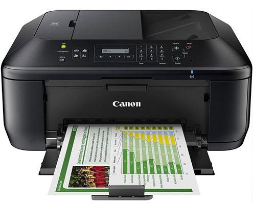 Canon PIXMA MX475 Canon PIXMA MX475 Multifunktionsdrucker ab 49,99€   Drucker, Scanner, Kopierer, Fax, WLAN