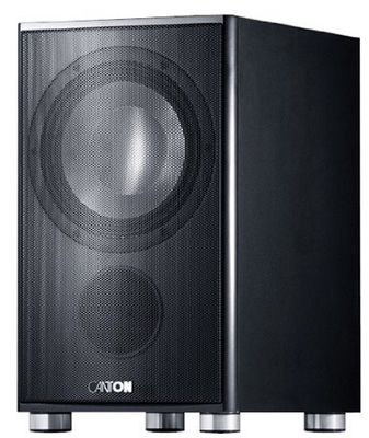 Canton AS 85.2 SC aktiver Subwoofer (200/250 Watt) für 199€
