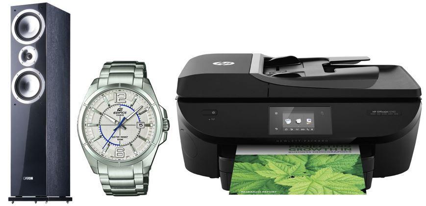 Casio XL Edifice Herren Uhr   bei den 33 Amazon Blitzangeboten bis 11Uhr