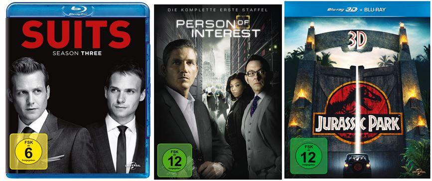 DVD und Blu-ray Angebote