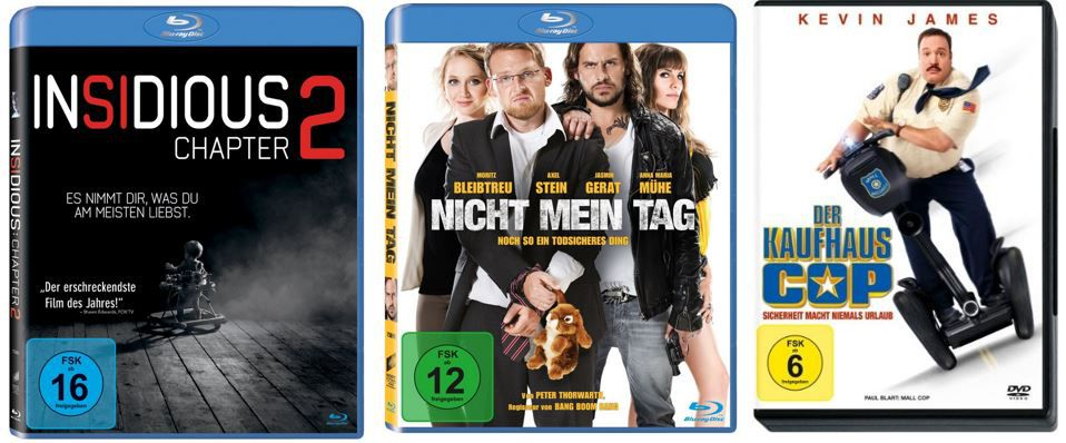 DVD und Bluray Sale