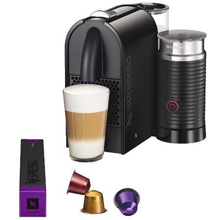 DeLonghi Umilk EN 210 Nespresso Kapselmaschine + 70€ Guthaben für 139€