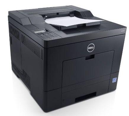 Dell C2660DN Duplex Farb Laserdrucker für 69,99€   Rückläufer in unschönem Karton