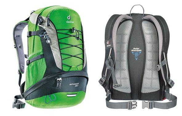 Deuter Spider 30 Rucksack mit Airstripes Rückensystem für 53,96€