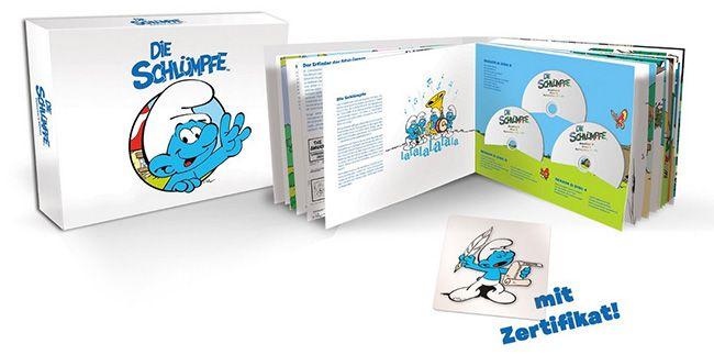Die Schlümpfe   Collectors Edition auf DVD für 49,97€ (statt 80€)