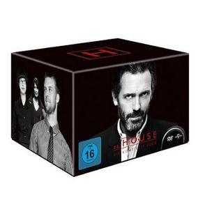 Dr. House   Die komplette Serie auf 46 DVDs für 37€ (statt 45€)