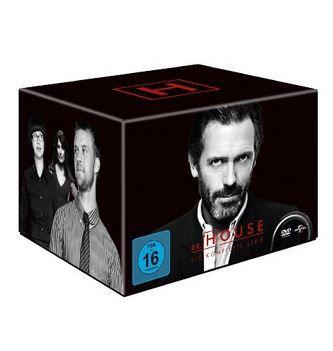 Dr. House   Die komplette Serie auf 46 DVDs für 39€ (statt 45€)