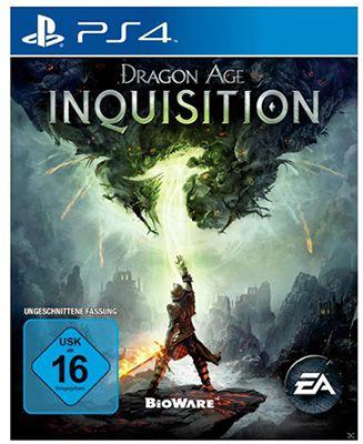 Dragon Age: Inquisition (PS4) für 19,29€ (statt 32€)