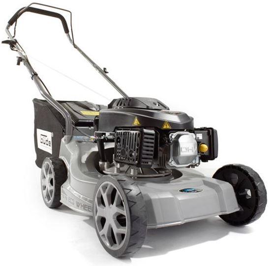 Güde Eco Wheeler 410 P2 Benzin Rasenmäher für 127,95€ bei der 12€ Plus.de Rabatt Aktion