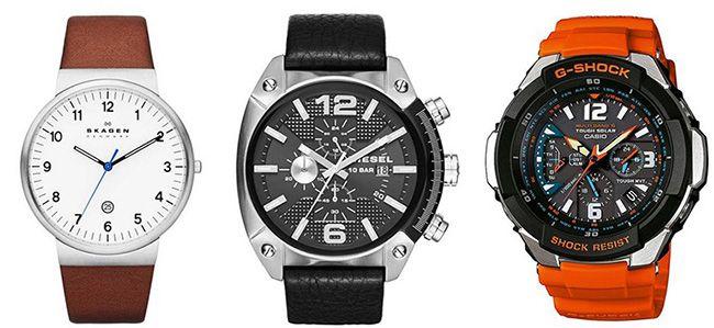 15% Rabatt auf alle Uhren + 10% Gutschein bei Galeria Kaufhof