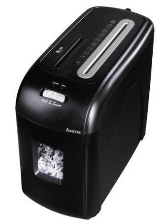 Hama X11CD Hama X11CD Premium Aktenvernichter für 78,64€