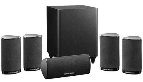 Harman Kardon HKTS 5 5.1 Lautsprechersystem mit Subwoofer für 199€ (statt 255€)