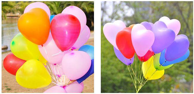 100 Herzluftballons ab 3,37€   China Gadget!
