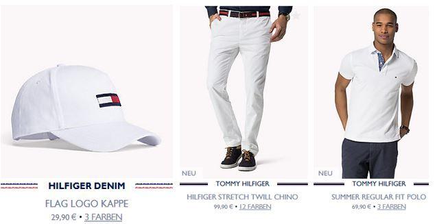 Tommy Hilfiger mit 50% Rabatt im Sale + 10% dank NL Gutschein   Update!