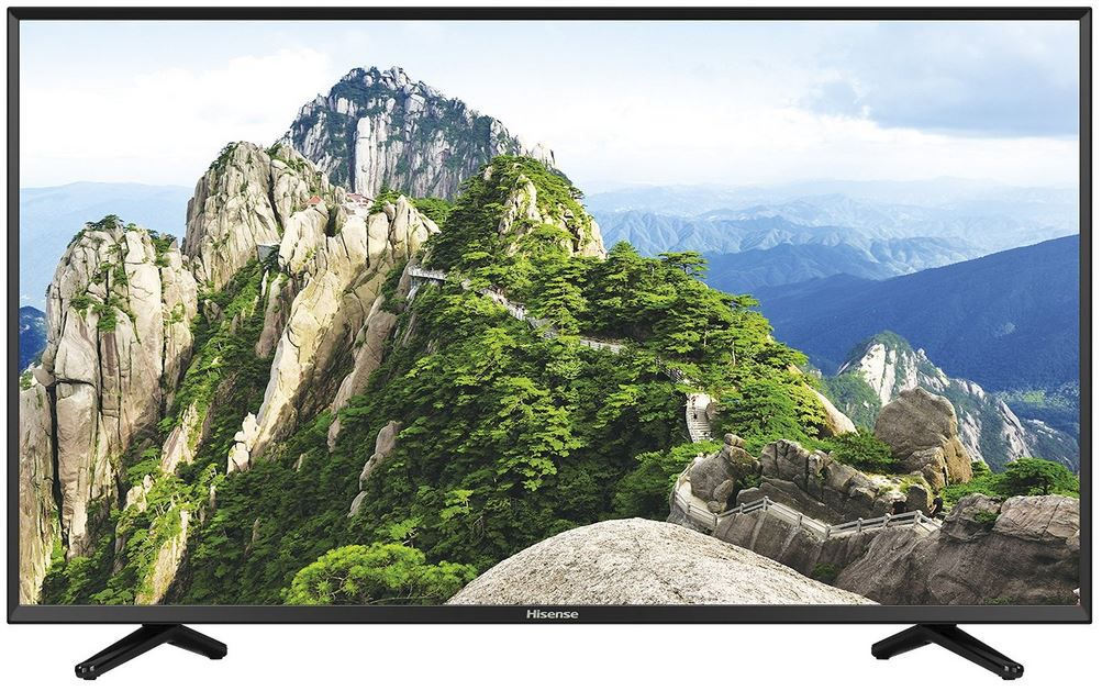 Hisense LTDN50K220   50 Zoll WLan TV mit triple Tuner für nur 379,99€