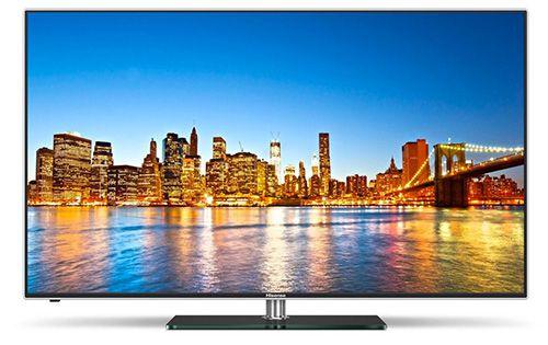 Hisense UA42EC685WSDEU Hisense UA42EC685WSDEU   42 Zoll 3D UHD Fernseher mit WLAN und Triple Tuner für 399,90€