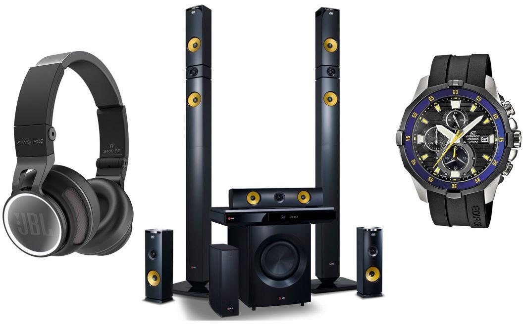 Casio Resin XL Edifice Herren Uhr für 70,99€   bei den 45 Amazon Blitzangeboten ab 18Uhr