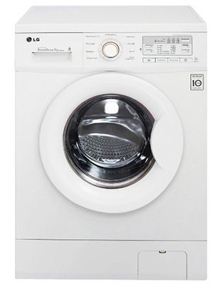 LG F14B9QDA LG F14B9QDA Waschmaschine für 314€   Frontlader, 1.400 U/min, 7kg, A+++
