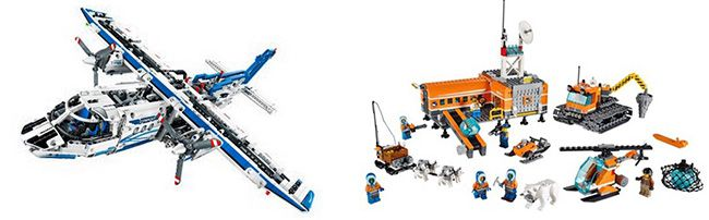 Lego Angebote real