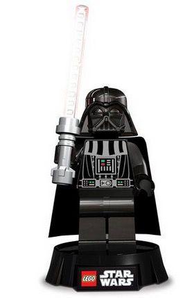 Lego Star Wars Darth Vader LED Lampe für 24,79€