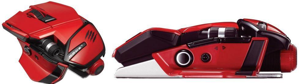Mad catz MOUSE9 Preisfehler Mad Catz M.O.U.S.9   Wireless Maus für PC, Mac zum Bestpreis für 35,50€