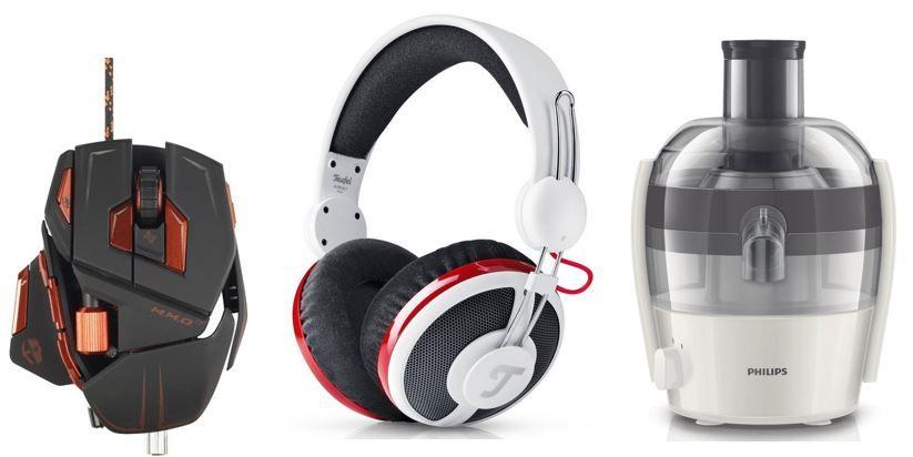 Philips HR1832/30 Viva Collection Entsafter statt 85€ für 65€   bei den 25 Amazon Blitzangeboten ab 18Uhr
