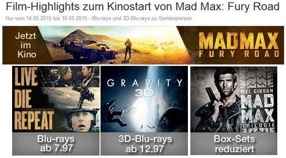 DVD und Blu ray BOX Sets reduziert bei der 4 Tage Amazon Filmschnäppchen Aktion   Update