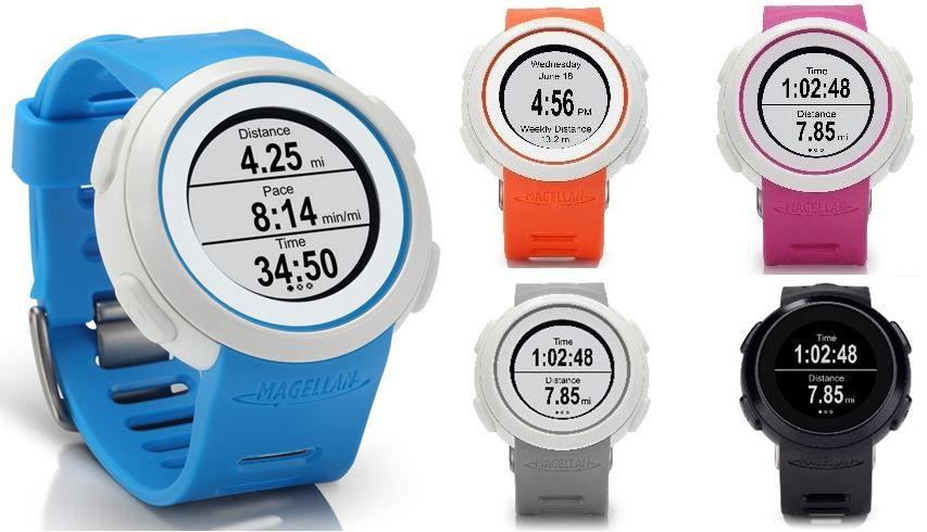 Magellan Echo   Sport Smart Armbanduhr für 44€