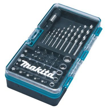 Makita B 28628 Bohrer Bit Set 48 teilig für 19,99€
