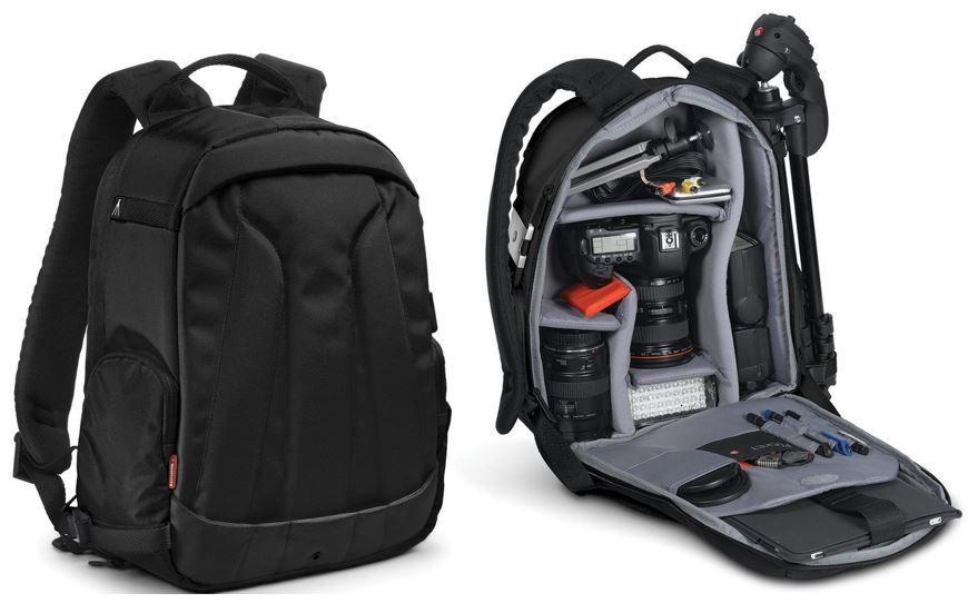 Manfrotto MB SB390 3BB Stile Veloce III   DSL Rucksack für Zubehör statt 90€ für 41,77€