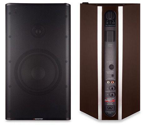 Monster Clarity HD Model One für 239,90€   2.0 Aktivlautsprecher mit Bluetooth & Streamcast apt X