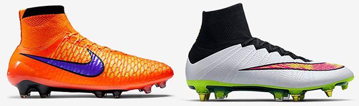 Bis 50% Rabatt auf ausgewählte Nike Fußballschuhe & Kleidung