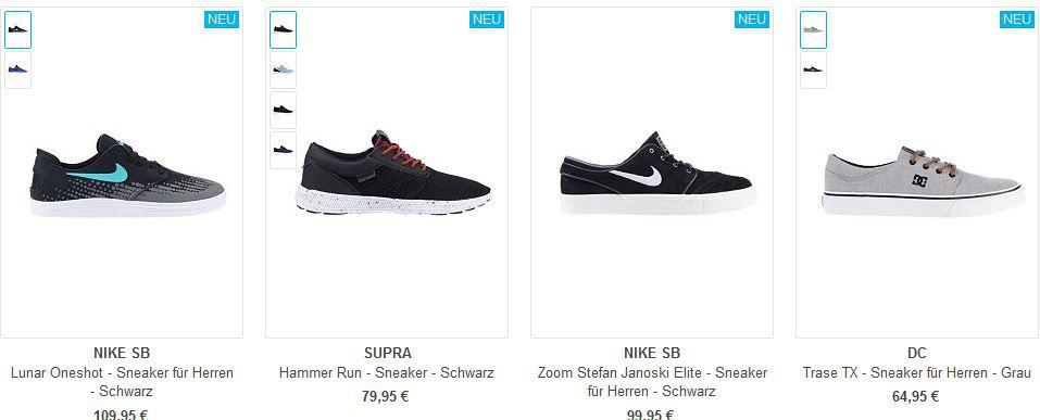 Nike Sale Planet Sports Sale mit bis zu 80% Rabatt + 15€ (MBW 100€) oder 30€ (MBW 150€) Gutscheincode auf alles, auch Sale!