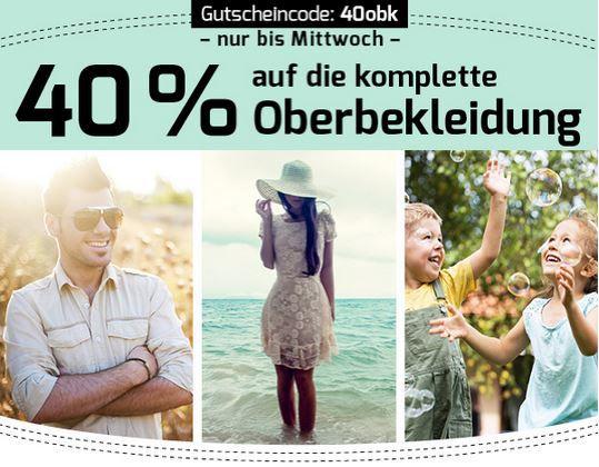 Hoodboyz Aktion: 40% Rabatt auf sämtliche Oberbekleidung auch auf SALE Ware