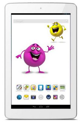 Odys Junior Tab 8 Pro   8 Zoll Tablet (1,3 GHz, 1GB Ram, 8GB, Android 4.4) für 36,20€ in den Warehousedeals