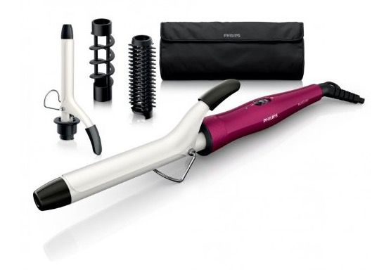 Philips HP8696 Philips HP8696/00 4in1 Haarstyling Set Lockenstab für 10,99€