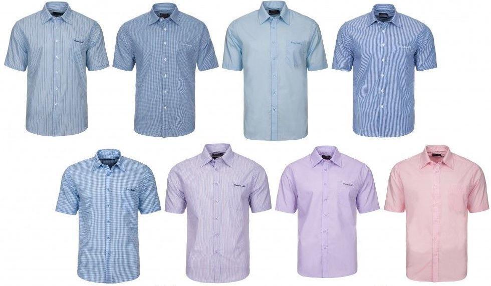 Pierre Cardin   Herren kurz  und langarm Hemden versch. Modelle für je 12,99€   Update