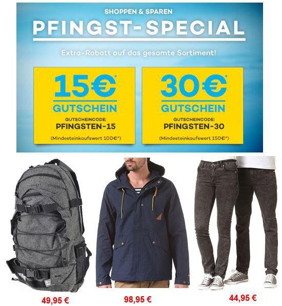 Planet Sports Planet Sports Sale mit bis zu 80% Rabatt + 15€ (MBW 100€) oder 30€ (MBW 150€) Gutscheincode auf alles, auch Sale!