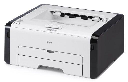 Ricoh SP 211 Ricoh SP 211 Mono S/W Laserdrucker (1200 x 600 dpi) für 29€