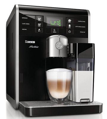 Saeco HD8769/01 Kaffeevollautomat mit Milchkaraffe für 444€ (statt 535€)