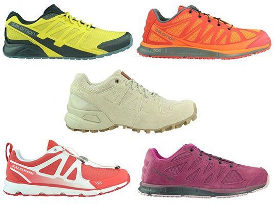 Salomon Schuhe Salomon Speedcross Sneaker & Wanderschuhe für je 44,99€