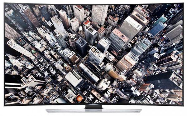 Samsung UE 55HU8590 Samsung UE 55HU8590   55 Zoll 3D UHD Curved Fernseher + UHD Filmpaket 500GB für 1.749€