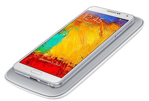 Samsung induktiv Ladeset (Cover + Station) für Galaxy Note 3 für 12,89€