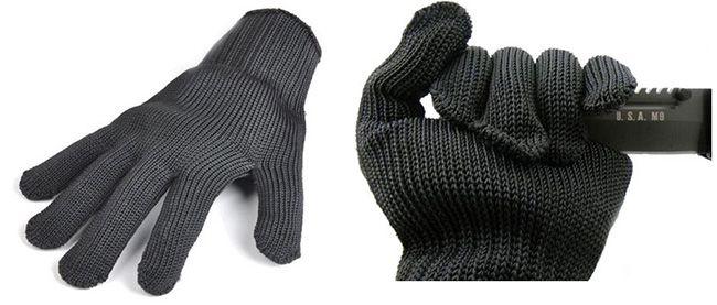 Sicherheits Handschuhe mit Schnittschutz für 3,18€   China Gadget!